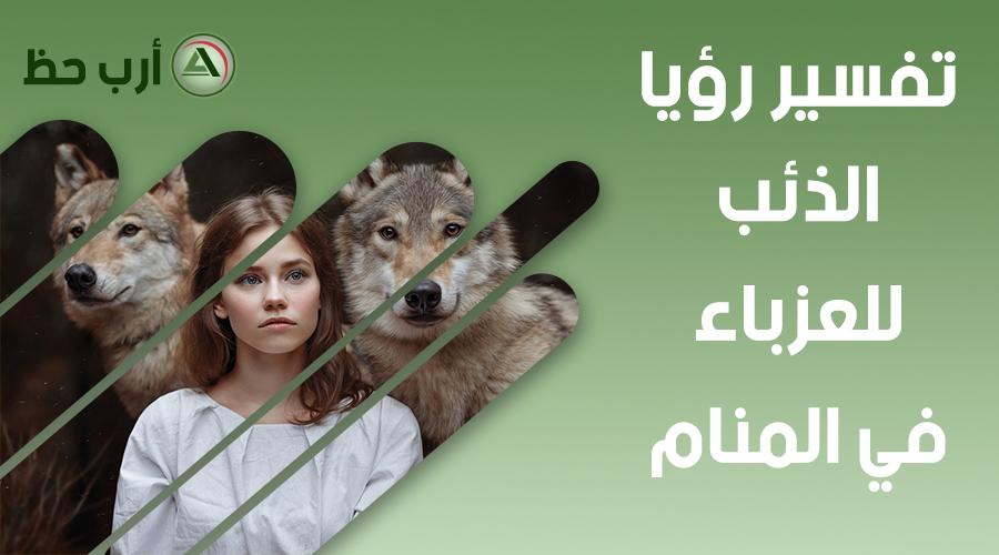 حلم الذئب للعزباء